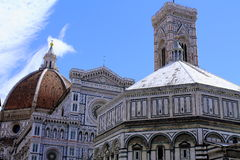 Cathedral of Santa Maria del Fiore in Florence. Italy Royalty Free Stock Photo