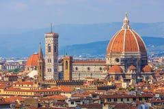 Cathedral Santa Maria del Fiore royalty free stock image