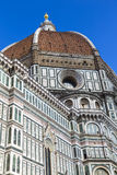 Cathedral of Santa Maria del Fiore Royalty Free Stock Images