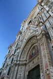 Cathedral of Santa Maria del Fiore in Florence Royalty Free Stock Photos