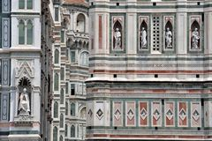 Cathedral Santa Maria del Fiore, Florence, Italy Stock Photos