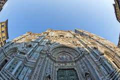 Cathedral Santa Maria del Fiore, Florence, Italy Royalty Free Stock Photography