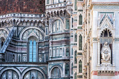 Cathedral Santa Maria del Fiore, Florence, Italy Stock Photography