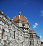 Cathedral of Santa Maria del Fiore, Florence, Italy. Royalty Free Stock Images