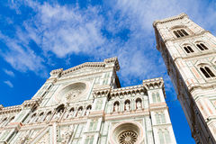 Cathedral  Santa Maria del Fiore, Florence, Italy Royalty Free Stock Image