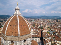 Cathedral Santa Maria del Fiore in Florence, Italy Royalty Free Stock Photos