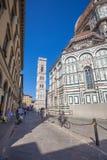 Cathedral Santa Maria del Fiore Florence Royalty Free Stock Photos