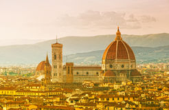 Cathedral of Santa Maria del Fiore Royalty Free Stock Photo