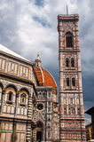Cathedral Santa Maria del Fiore in Florence Royalty Free Stock Images