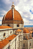 Cathedral Santa Maria del Fiore, Florence Royalty Free Stock Image