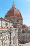 Cathedral Santa Maria del Fiore Royalty Free Stock Images