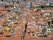 Cathedral of Santa Maria del Fiore. June 2016, best place to holiday Stock Image