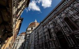 Cathedral Santa Maria del Fiore Stock Photography