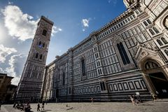 Cathedral Santa Maria del Fiore Royalty Free Stock Photos