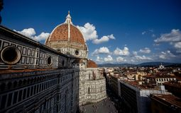 Cathedral Santa Maria del Fiore Stock Image