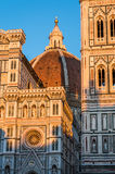 Cathedral santa Maria del Florence Stock Photo
