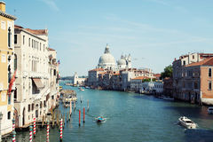 Cathedral of Santa Maria della Salute Royalty Free Stock Photography