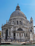 The Cathedral Of Santa Maria Della Salute, Venice, Italy Stock Photo
