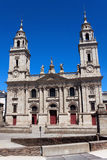Cathedral of Santa Maria, Lugo, Spain Royalty Free Stock Photo