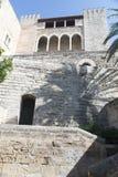 The Cathedral of Santa Maria, Palma de Mallorca Royalty Free Stock Image