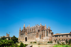 Cathedral of Santa Maria of Palma, Majorca Stock Photo