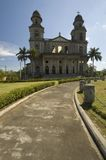 Cathedral of santo domingo Royalty Free Stock Photos