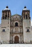Cathedral Santo Domingo Royalty Free Stock Photos