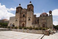 Cathedral Santo Domingo Royalty Free Stock Photos