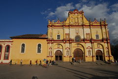 Cathedral Santo Domingo Royalty Free Stock Photography