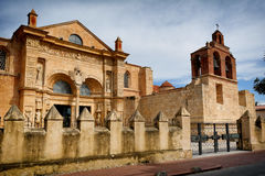 Cathedral of Santo Domingo Royalty Free Stock Images