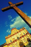 Cathedral Santo Domingo Royalty Free Stock Images
