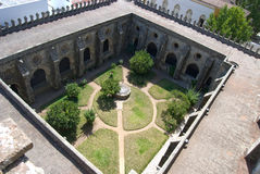 Cathedral of Sao Francisco , Evora, Portugal Royalty Free Stock Image
