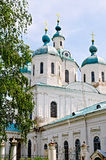 Cathedral of the Savior in Yelabuga Royalty Free Stock Photo