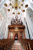 Cathedral in Schwerin Royalty Free Stock Photo