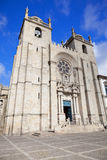 Cathedral (Se) of Porto, Portugal Royalty Free Stock Photography
