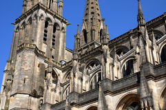 Cathedral of Sees in Normandie Royalty Free Stock Image