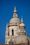 Cathedral of Segovia Stock Photo