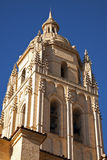 Cathedral in Segovia Stock Image