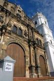 Cathedral Senora DE La Asuncion. De stad van Panama Royalty-vrije Stock Afbeelding