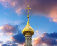 The cathedral in Sevastopol Stock Photography