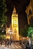 Cathedral of Sevilla Stock Photos