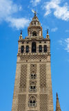 Cathedral of Sevilla Royalty Free Stock Photos