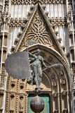 Cathedral of Seville Royalty Free Stock Photo