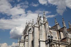 Cathedral of Seville -- Cathedral of Saint Mary of the See, Andalusia, Spain Royalty Free Stock Photos