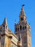 Cathedral in Seville, Spain Stock Photos