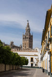 Cathedral of Seville Stock Images