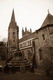 Cathedral. Shot at  Cardiff, Wales Royalty Free Stock Photo