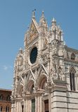 Cathedral in Siena Royalty Free Stock Photography