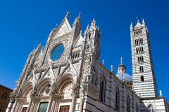 Cathedral of Siena Royalty Free Stock Image
