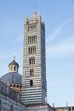 Cathedral of Siena, Duomo di Santa Maria Assunta Royalty Free Stock Photos
